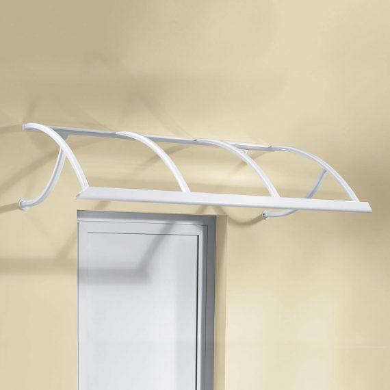 Ariane Vordach Aluminium Juist II Acryl 1200 Beispiel